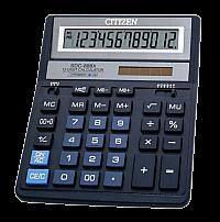 Профессиональный торговый калькулятор Citizen SDC-888X
