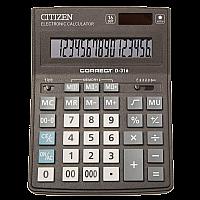 Профессиональный торговый калькулятор Citizen D-316