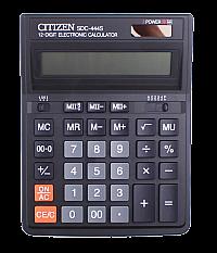 Профессиональный торговый калькулятор Citizen SDC-444S