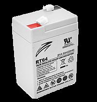 Аккумулятор 6В  6V , Аккумулятор для весов  напряжение 6В, емкость 4,5 А ч