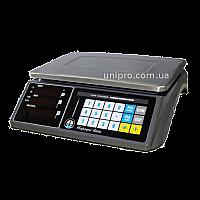 Весы торговые без стойки VAGAR VP-N-30 LCD RS232