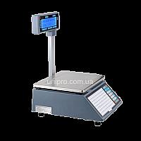 Весы торговые с печатью этикетки Rongta RLS 1000
