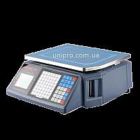 Весы торговые с печатью этикетки Rongta RLS 1000B
