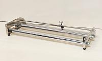 Холодный стол UNI-CT-LUX, разматыватель-обрезчик пленки для упаковки продуктов в стретч-пленку