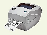 Термотрансферний принтер друку етикеток Zebra TLP 2844