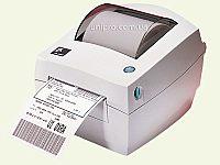Термопринтер печати этикеток Zebra LP 2844