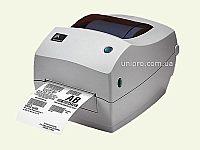 Термотрансферный принтер печати этикеток Zebra TLP 2844