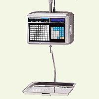 Торговые подвесные весы с печатью этикетки CAS CL5000J-IH-15