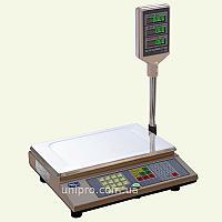 Весы торговые электронные ВТА-60 15-5