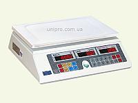Весы торговые электронные ВТА-60 15-6-А