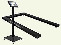 палетні електронні ваги ВН-300-П