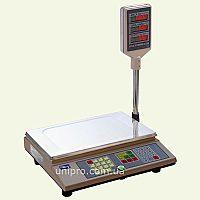 Весы торговые электронные ВТА-60 15-5-А