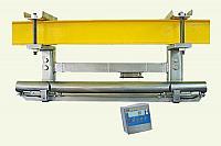 Влагозащищенные весы монорельсовые электронные ТВ2-1500