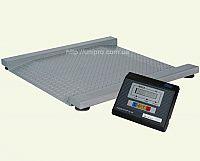Весы платформенные электронные ВН-600 со встроенными пандусами