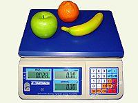 Весы торговые электронные без стойки ВТНЕ 1-Т1