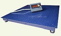 Ваги платформні електронні Зевс ВПЕ-5000-4 H1520 СТАНДАРТ