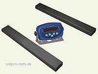 Балочные весы  рейковые, стержневые  электронные весы