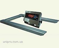Палетні електронні ваги ЗЕВС