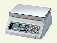 Весы технические электронные SW-2 с нержавеющей платформой
