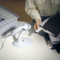 Ручной сканер штрих-кода Honeywell  Metrologic  MS9520 Voyager
