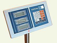 Бытовые товарные весы на 300 кг ACS-300