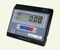 Ваговимірувальний термінал індикатор IE-04-А рідинно-кристалічний індикатор