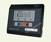 Ваговимірювальний  терминал индикатор IE-04